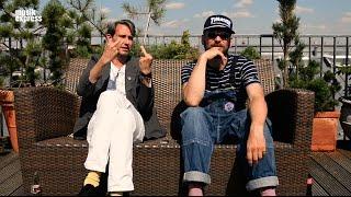 """Beatsteaks-Arnim und Tocotronic-Dirk im Interview: """"Wir sind nicht wie Jagger und Bowie"""""""