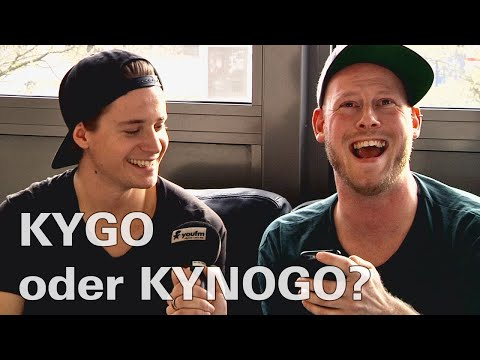 KYGO oder KYNOGO? | YOU FM Interview