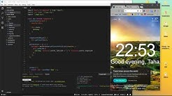 Venue Finder React App with FourSquare API