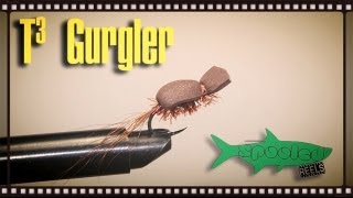 360° Tying Table: The Tamiami Trail (T3) Gurgler