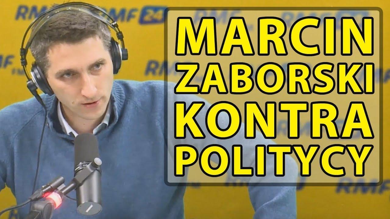 Marcin Zaborski kontra Radziwiłł, Arłukowicz.