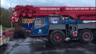 видео Аренда автокрана в СПб от Лукас-Кран.