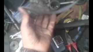 Qismi (4)- ta'mirlash velomitor KD-50