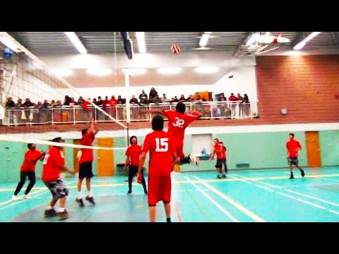 Red Earth & Shoal Lake. Volleyball Sr Boys 2016