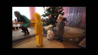 2018 год детский сад №7 новогодний утренник