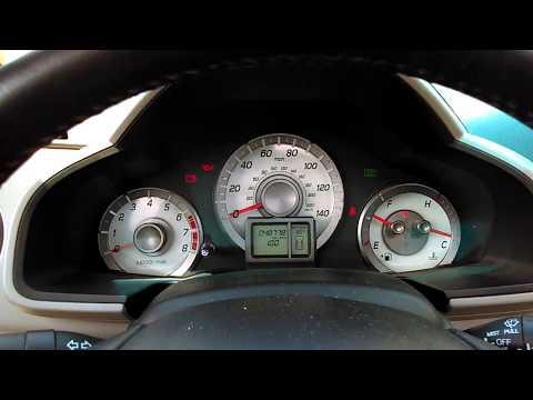 How To Reset Honda Pilot Oil Life (2011 - 2015)