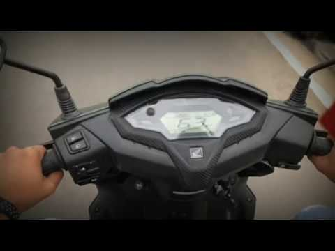 honda dio dlx 2018  review | colours | difference between standard and dlx variant | dio dx