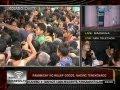 24 Oras: Pamimigay ng relief goods sa Rosario, Cavite, naging tensyonado