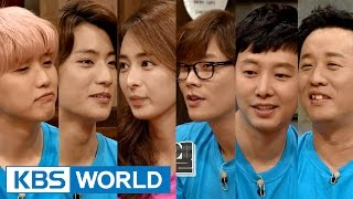 Happy Together - Sandeul, Gongchan, Jeong Junha & more! (2015.09.10)