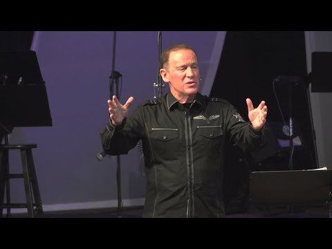Guest Speaker: Ted Roberts at East Bay Foursquare Church, Danville, CA.