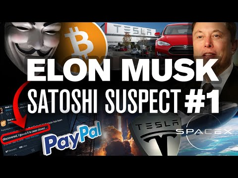 Elon Musk Created BITCOIN!! 100% Proof He Is Satoshi??