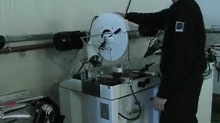 SINGLE HEAD ALUMINIUM CUTTING MACHINE - SIKA PLUS | COBRA INDUSTRIAL MACHINES- UAE