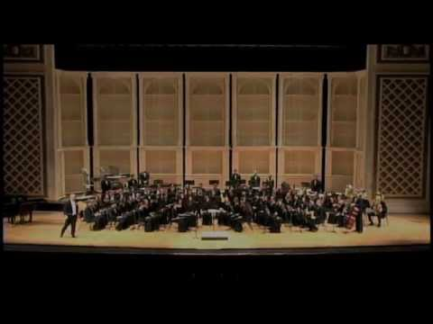 Lakota West Symphonic Winds - joyRiDE - Live at Cincinnati Music Hall - 2015