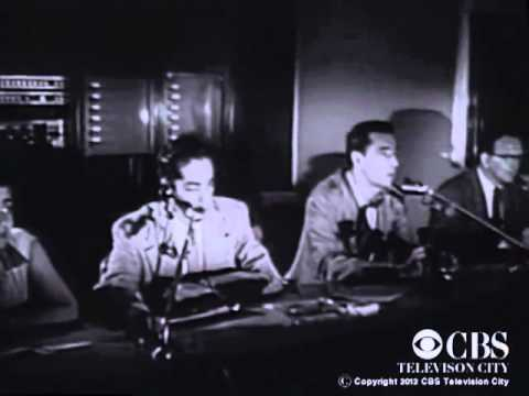 """""""Television City"""" with Edward R. Murrow (originally broadcasted November 1953)- Part 2"""