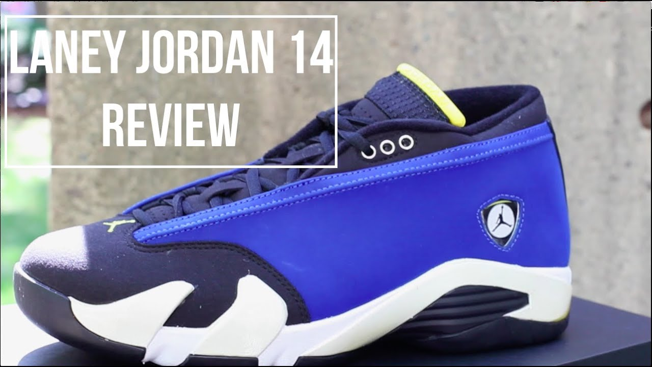 134a73e58213 ... best air jordan 14 low laney review true to the original youtube 43a22  f4617