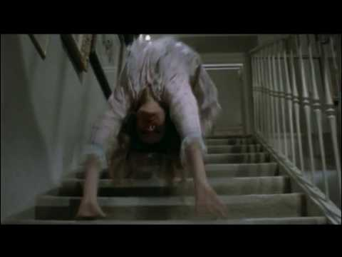 The Exorcist original spider walk scene