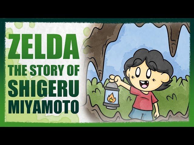 Zelda: The Story of Shigeru Miyamoto