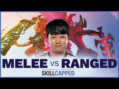 How Ssumday Crushes RANGED Top Laners as MELEE! | Skill Capped