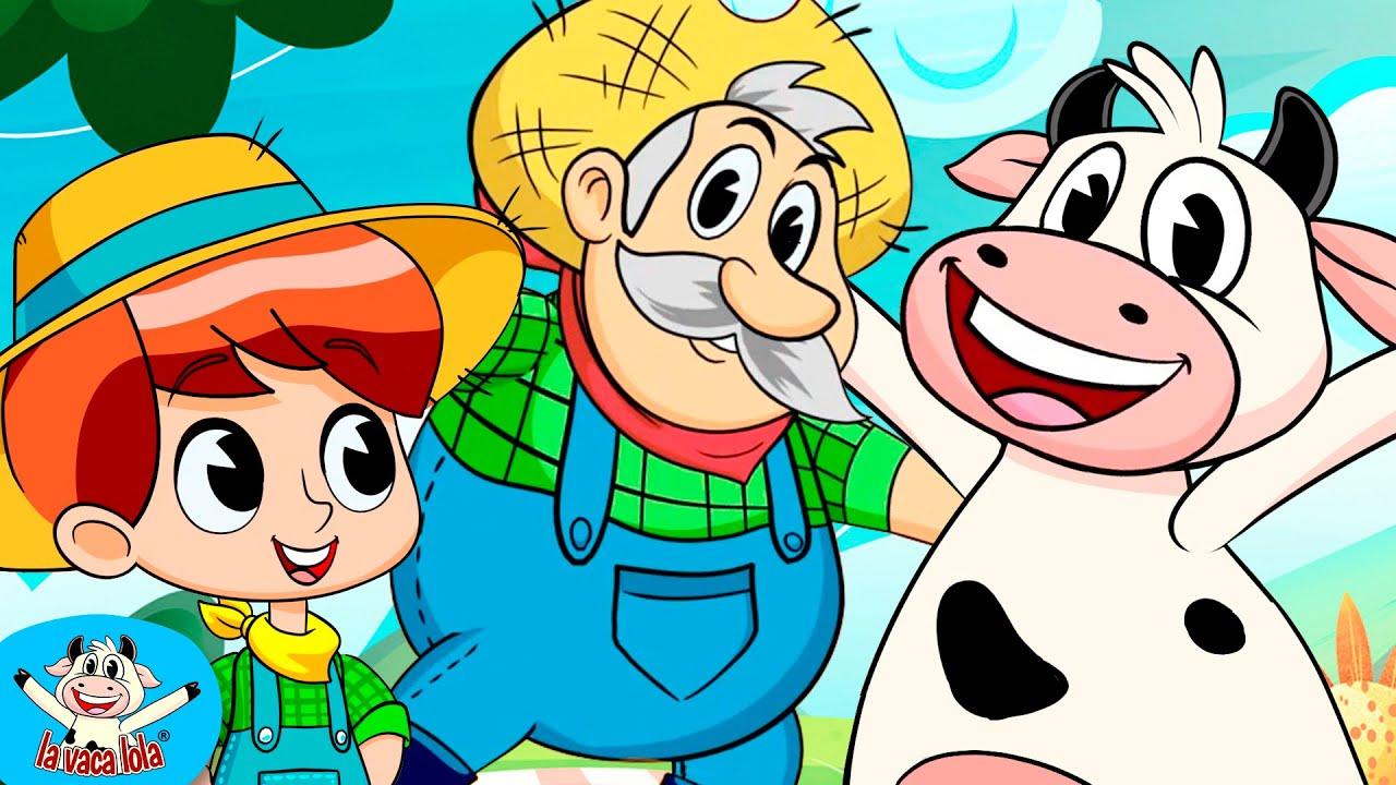 Granjero en el Valle - La Vaca Lola - Canciones Infantiles