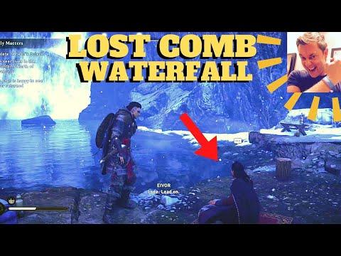 Assassins Creed Valhalla: Waterfall Lost Bils Comb of Champions (Maidens Missive Fornburg Rygjafylke