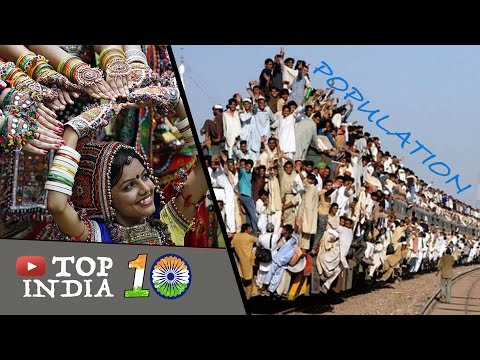 Top 10 Cities In India By Population || Top10INDIA [HD]