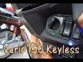 Testride Vario 150cc Keyless | powernyaaa..... #nouvomotovlog*16