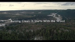 Burning Clean: It Starts with the Wood