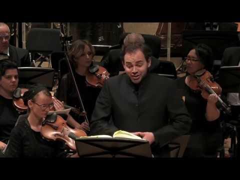 Mahler, Knabenwunderhorn, Liviu Holender, JSO, Frédéric Chaslin