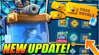 Clash Royale Battle Pass Season 1! EVERYTHING you NEED to Know!!