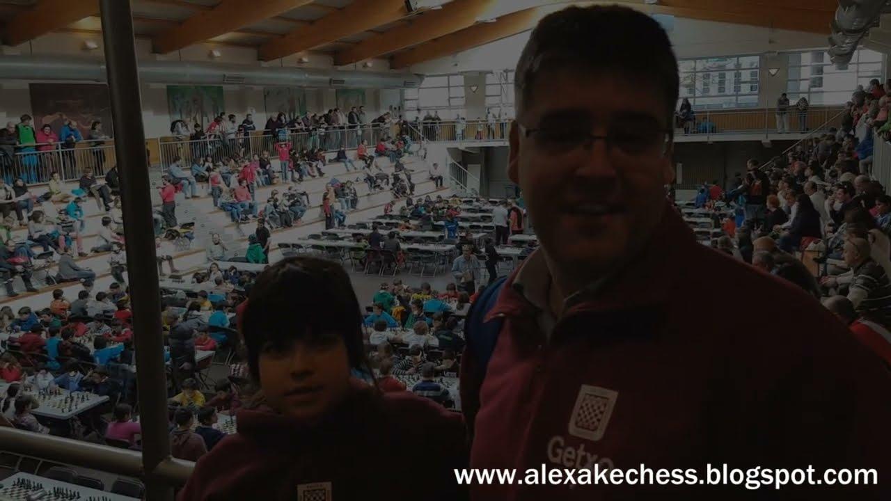 Javier Banos Agorria.Alexakechess El Blog De Ajedrez