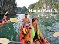 Lucy and Peter Go to Hanoi: Halong Bay Tour