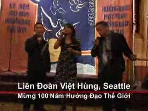 HDVN - Lien Doan Viet Hung Seattle - Mung 100 Nam HDTG