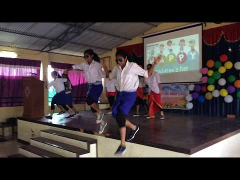 Entammede Jimikki Kammal Performed by students of St vincents School, Keralapuram
