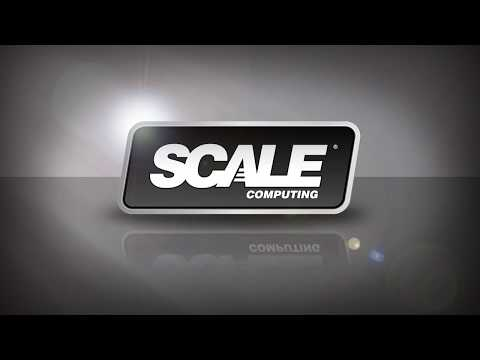 Scale Computing's HC3 Bulk Actions and Filtered Search Demo