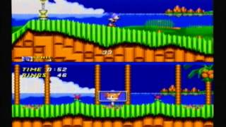 Sonic Mega Collection Multiplayer Gameplay