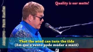 SKYLINE PIGEON (ELTON JOHN) - ROCK IN RIO 2015 -ENDADO - HD