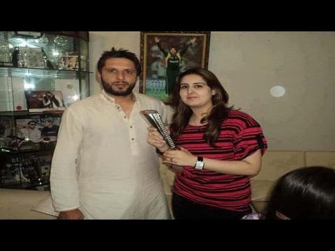 अपनी बहन से की शाहिद अफरीदी ने शादी | Shahid Afridi married to his cousin
