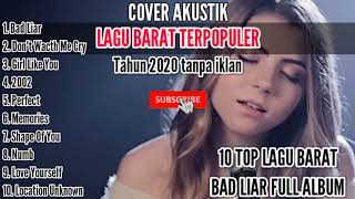 Download lagu Bad liar 10 lagu barat cover akustik full album tanpa iklan