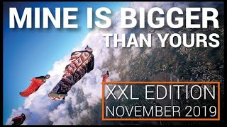 Skydive Algarve - Wingsuit Boogie - Mine Is Bigger Than Yours - XXL November Edition 2019