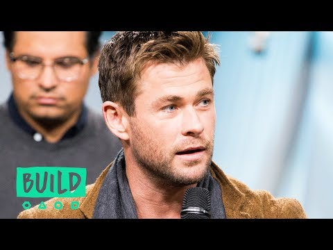 "Chris Hemsworth Along With The Cast & Crew Of ""12 Strong"" Speak On The Film"