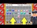 30 SHARD LEGGENDARIE DA APRIRE, CONQUISTIAMO L'OUTPOST!! — Cosmic Prisons | Minecraft ITA