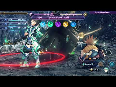 Xenoblade Chronicles 2 Tips And End Game Collecting Those