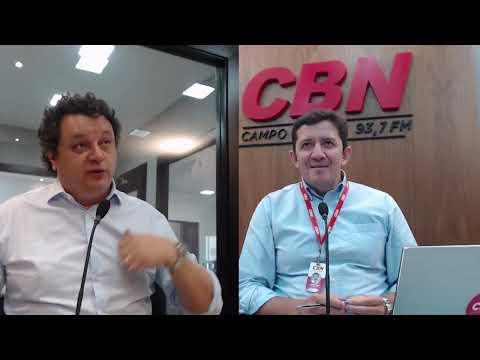 CBN Campo Grande comOtávio Neto (16/10/2019)
