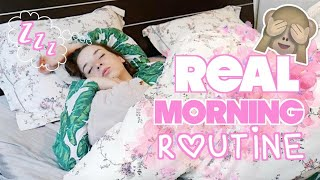 My REAL Morning Routine | Sylwia Lipka