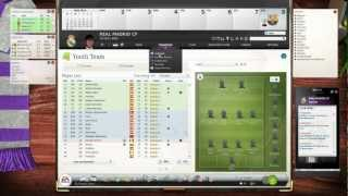 My club in 2015 Fifa Manager 13 Hd Gameplay 1080p