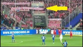 ▂ ▃ ▄ ▅ ▆ ▇ █ like & subscribe ▂bayern fans beleidigen dietmar hopp   spiel hoffenheim - bayern münchen unterbrochen.skandalspiel! hassplakte has...