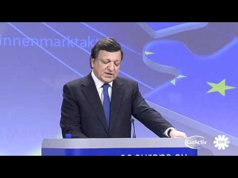 Barroso: 12 measures to boost Single Market by 2012 identified