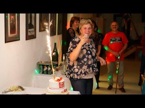 Meglepi party - Györgyi 50 éves