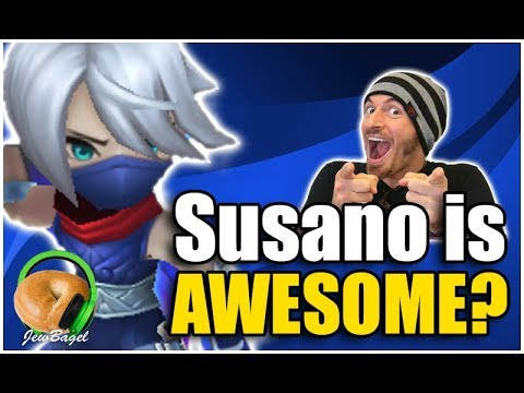 SUMMONERS WAR: Susano is AWESOME???