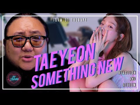 Producer Reacts to Taeyeon Something New